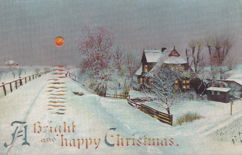 A Bright and Happy Christmas