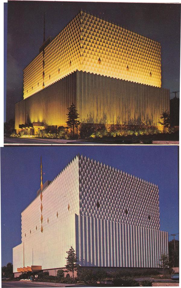 Abundant Life Building, Tulsa, Oklahoma