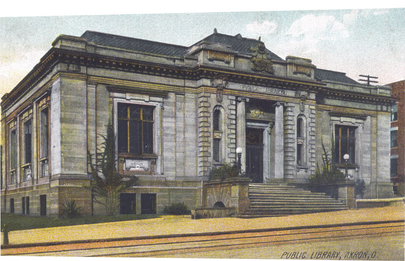 Public Library, Akron, Ohio