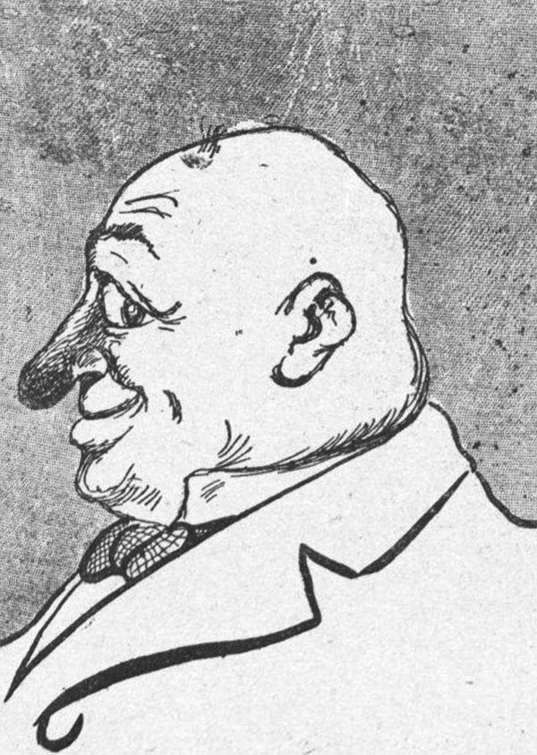 From L'Album Comique de la Famille, 1905