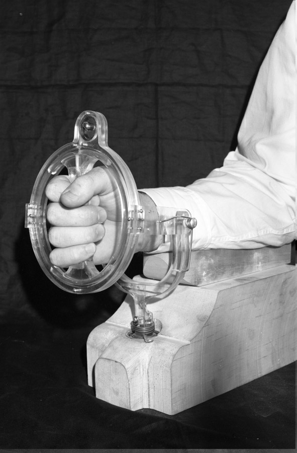 Apollo Hand Controller (1961)