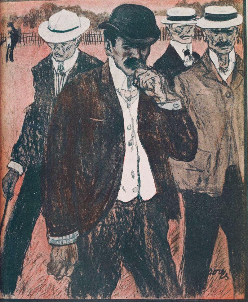 From L'Assiette au Beurre, 1903