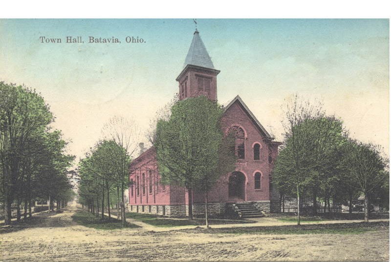 Town Hall, Batavia, Ohio