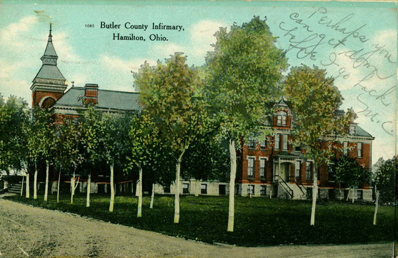 Butler County Infirmary, Hamilton, Ohio
