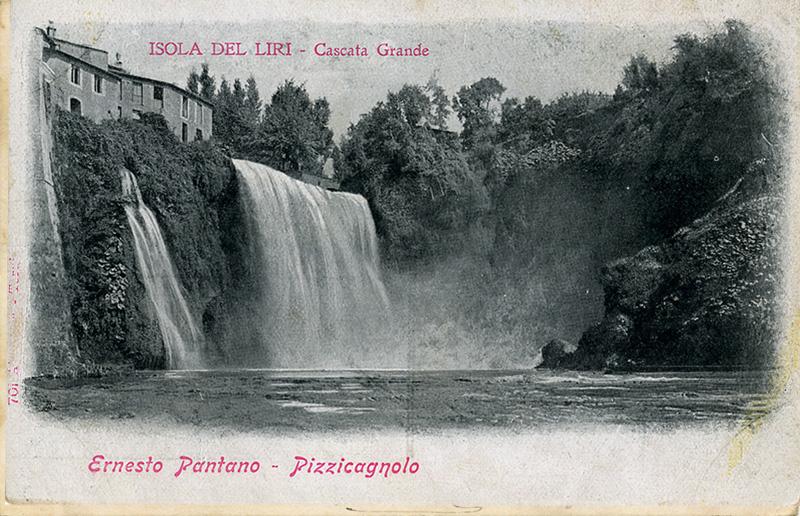 Isola del Liri - Cascata Grande