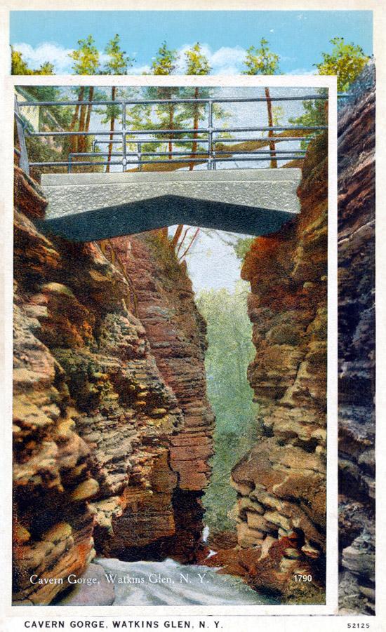 Cavern Gorge, Watkins Glen, New York