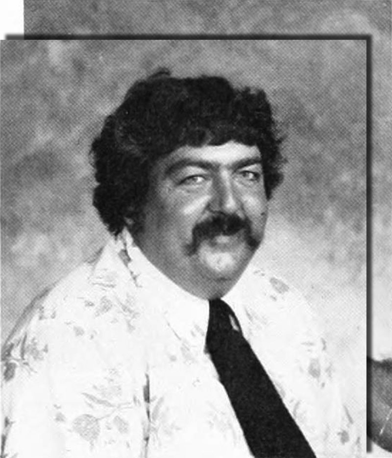 From Chowan's 1979 yearbook