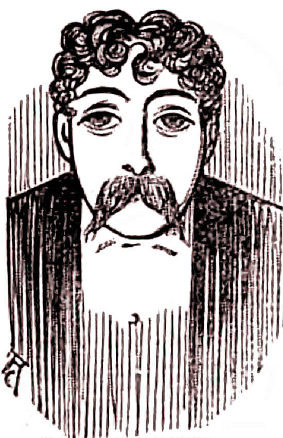 From Judy, Or The London Serio-Comic Journal, 1881