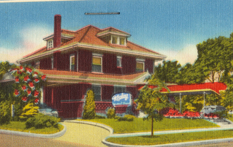 Kepley Funeral Home, Independence, Missouri