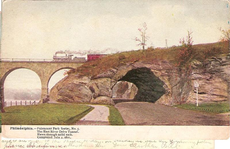 East River Drive Tunnel, Philadelphia, Pennsylvania