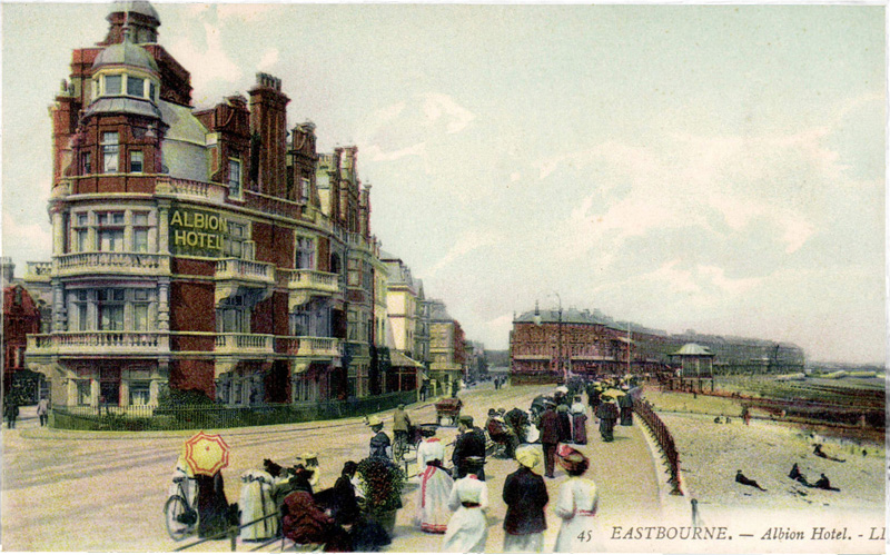 Albion Hotel, Eastbourne