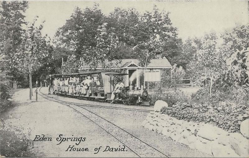Eden Springs House of David