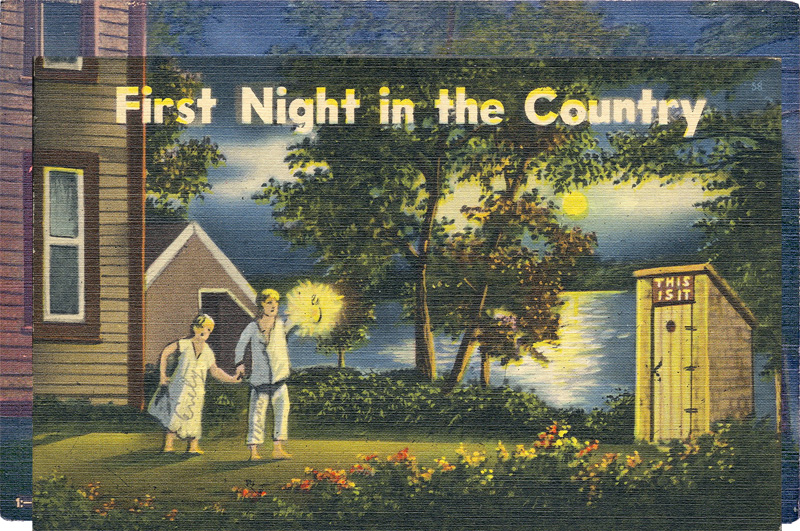 First Night in the Country
