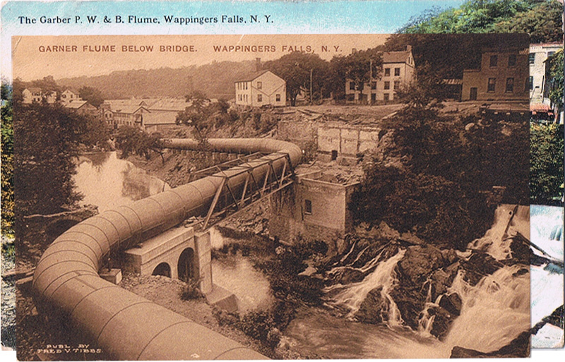 Garner Flume, Wappingers Falls, New York