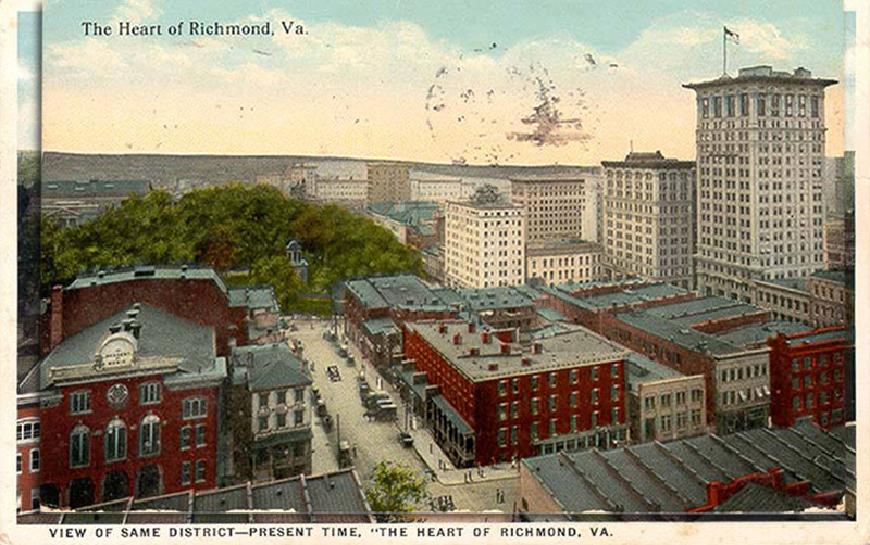 The Heart of Richmond, Virginia