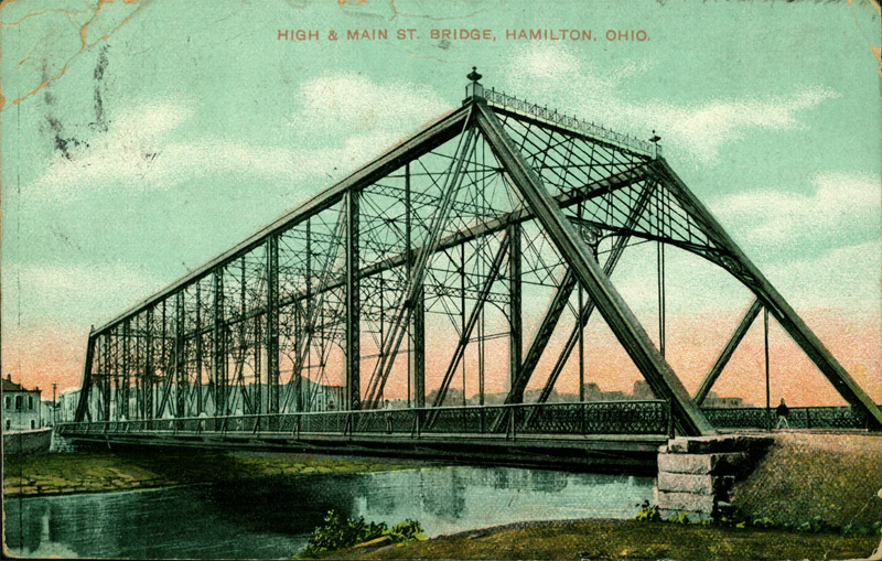 High & Main St. Bridge, Hamilton, Ohio