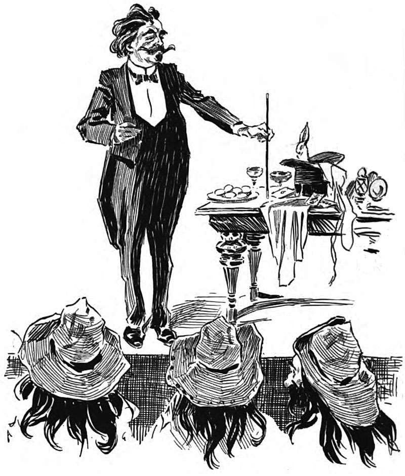From Judge's Library, 1896