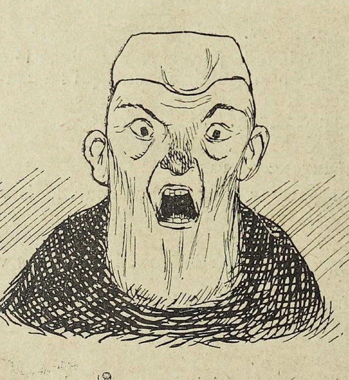 From Le Rire, 1897