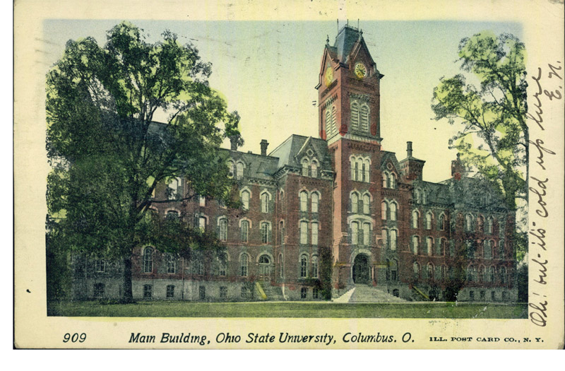 Main Building, Ohio State University, Columbus, Ohio