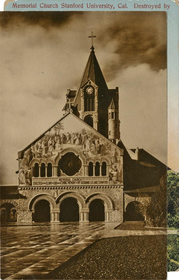 Memorial Church, Stanford University, California