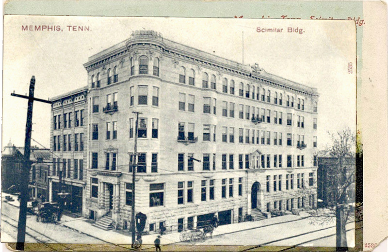 Scimitar Building, Memphis, Tennessee