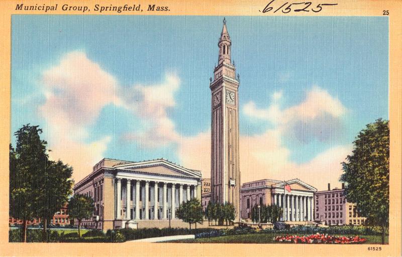 Municipal Group, Springfield, Massachusetts