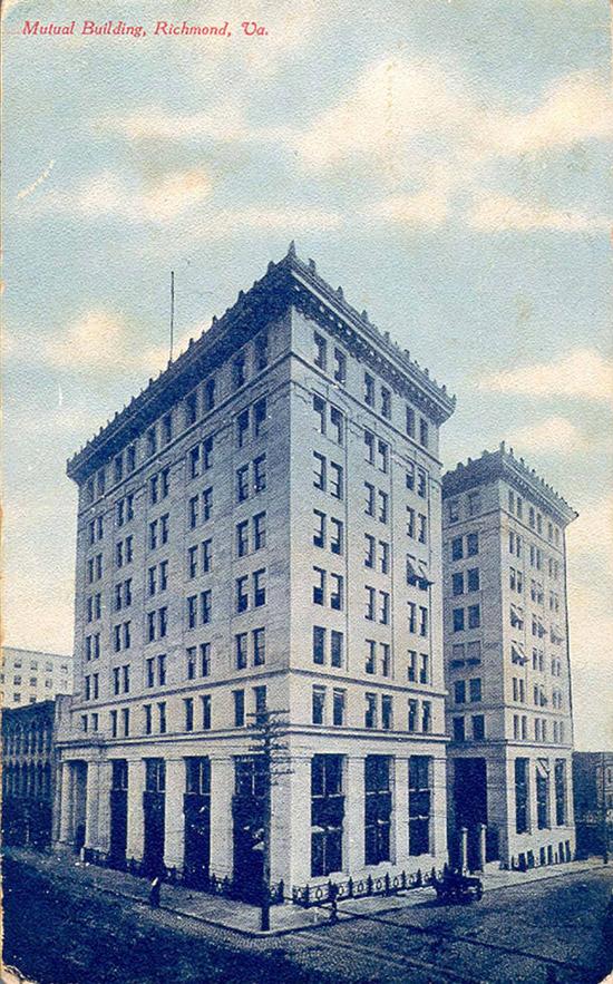 Mutual Building, Richmond, Virginia