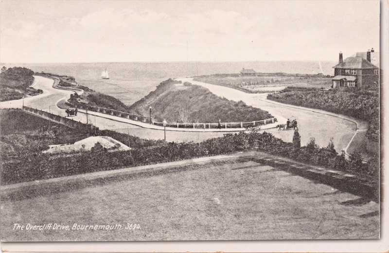 The Overfliff Drive, Bournemouth