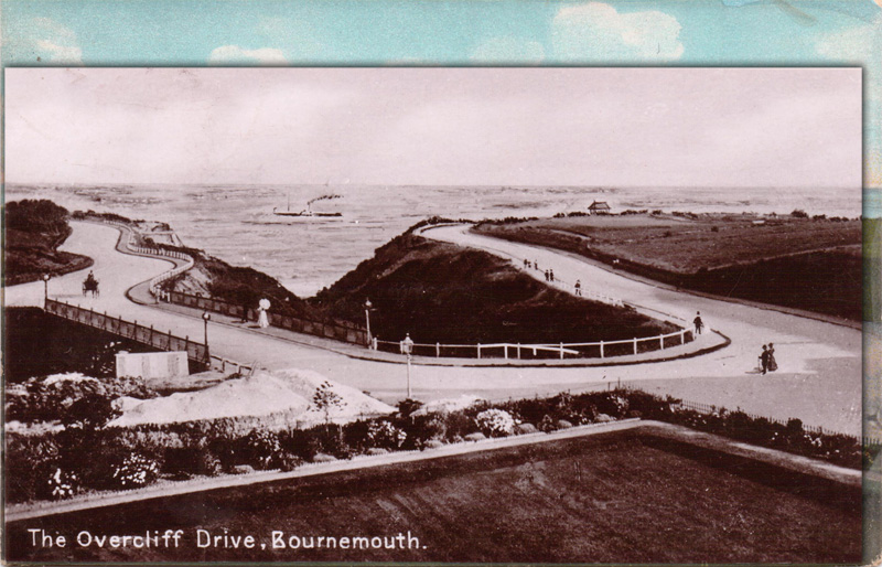 The Overcliff Drive, Bournemouth
