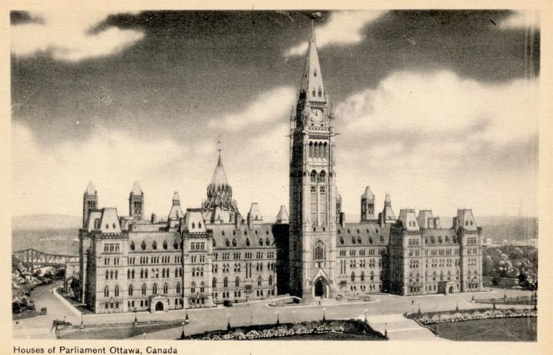 Houses of Parliament, Ottawa, Canada
