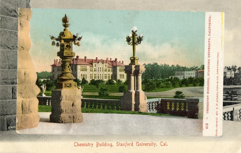 Chemistry Building, Stanford University, California