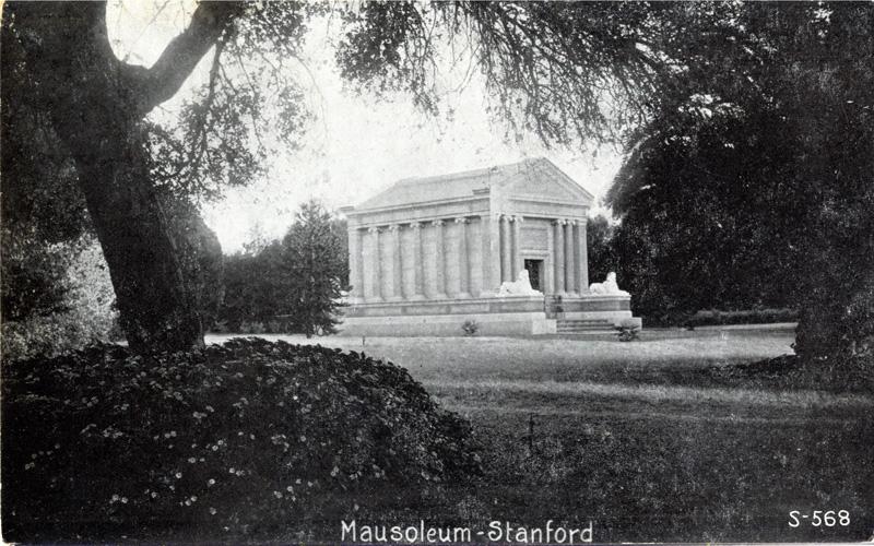 Mausoleum, Stanford University, California