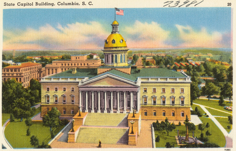 State Capitol Building, Columbia, South Carolina