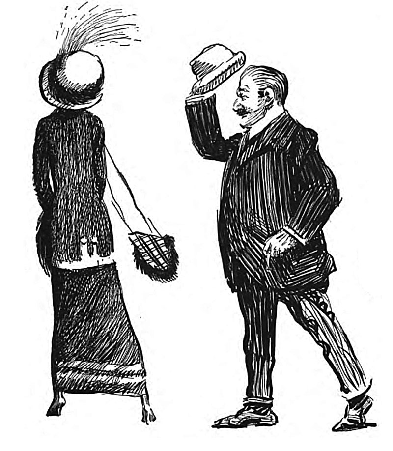 From The Judge, 1912