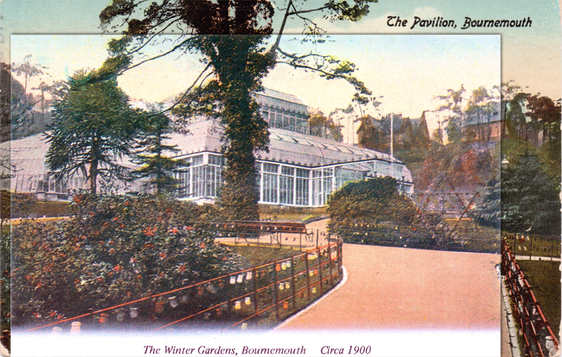 The Pavilion, The Winter Gardens, Bournemouth, c.1900