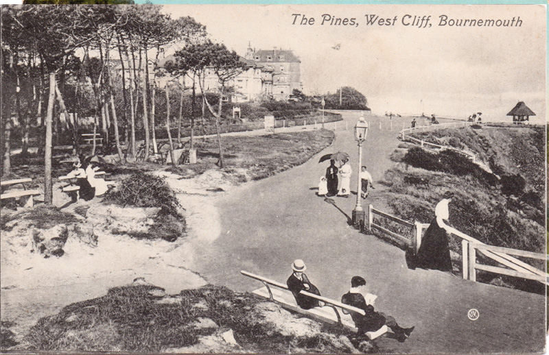 The Pines, West Cliff, Bournemouth