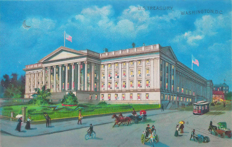 U.S. Treasury, Washington, D.C.