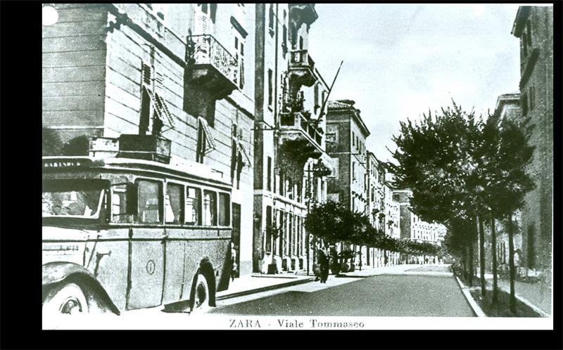 Zara, Viale Tommaseo