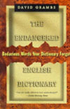 """The Endangered English Dictionary"" (Amazon.com)"