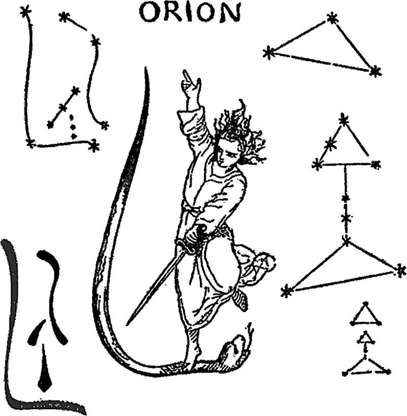 Abecedarian Posts Tagged Constellation