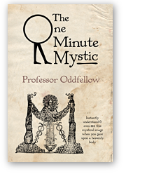 The One Minute Mystic