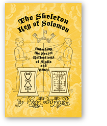 The Skeleton Key of Solomon: Unlocking the Secret Reflection of Sigils and Vévés